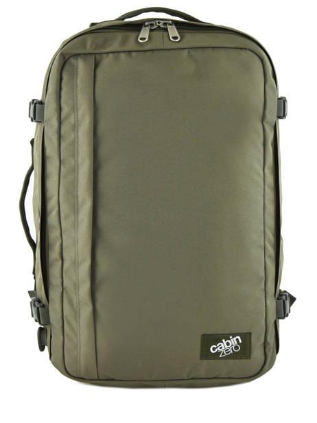 Duffle Bag 42l Classic + Cabin zero Green classic + CZ25