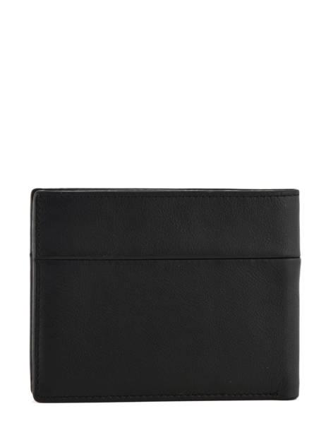 Leather Wallet Urban Piquadro Black urban PU1241UB other view 1