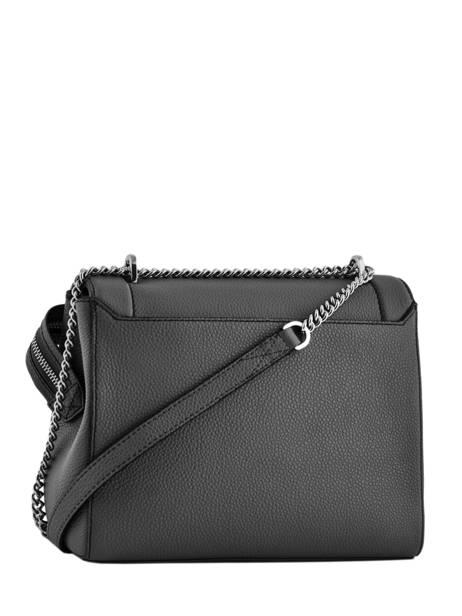 Top Handle M Ninon Leather Lancel Black ninon A09222 other view 3