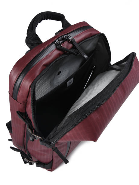 Sac à Dos Business Pc 17'' Victorinox Noir vx touring 606612-3 vue secondaire 4