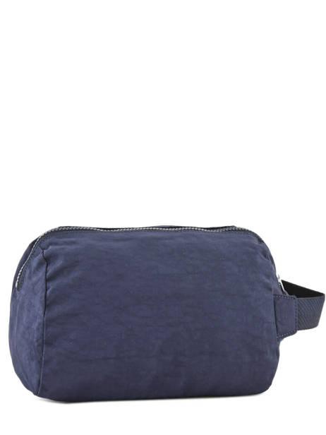 Trousse De Toilette Kipling Bleu basic I3454 vue secondaire 1