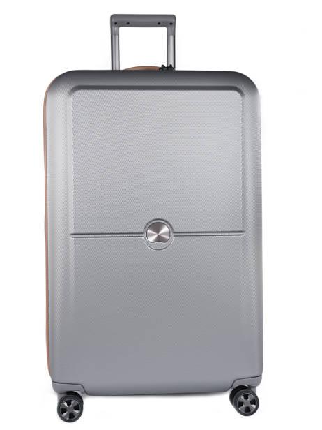 Hardside Luggage Turenne Premium Delsey Gray turenne premium 1624826