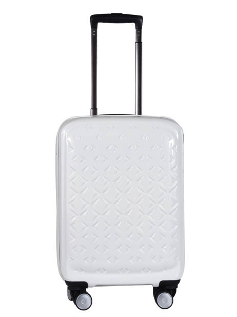 Cabin Luggage Quadra Travel White quadra 18802-S