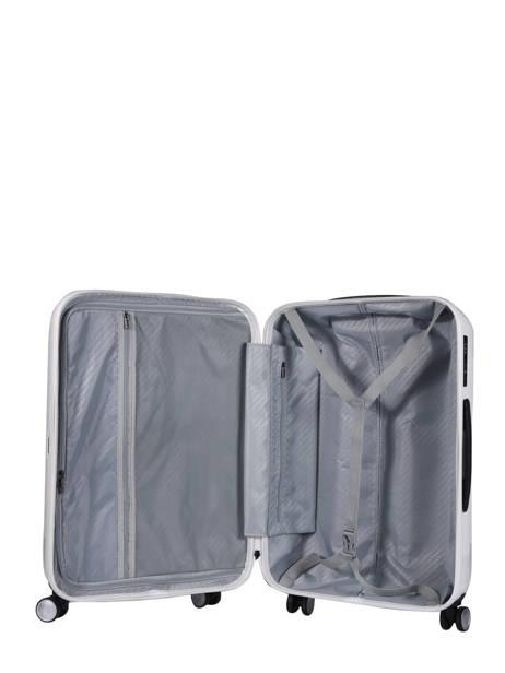 Cabin Luggage Quadra Travel White quadra 18802-S other view 4