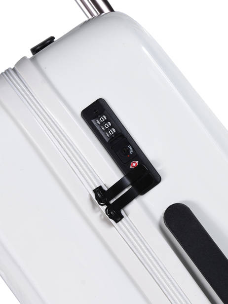 Cabin Luggage Quadra Travel White quadra 18802-S other view 1