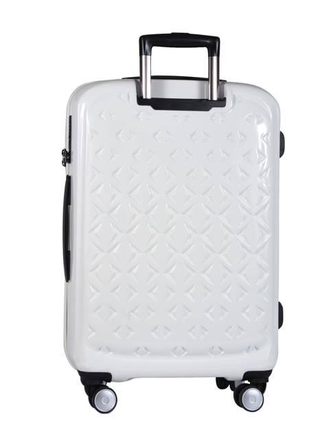 Cabin Luggage Quadra Travel White quadra 18802-S other view 3