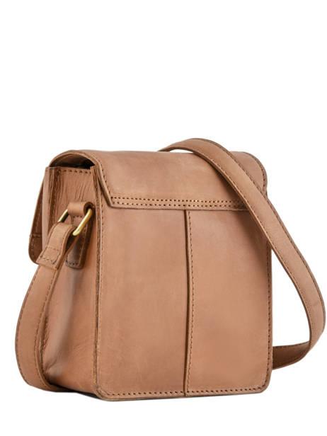 Shoulder Bag Desert Daisy Leather Burkely Brown desert daisy 542083 other view 3