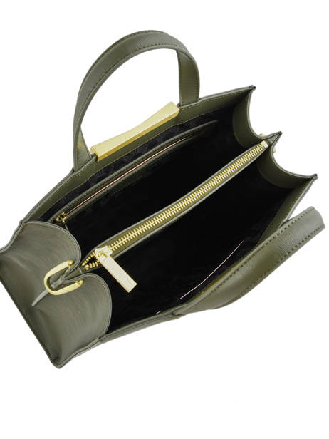 Sac Porté Main Faceted Body Cuir Ted baker Vert faceted body JAANET vue secondaire 4