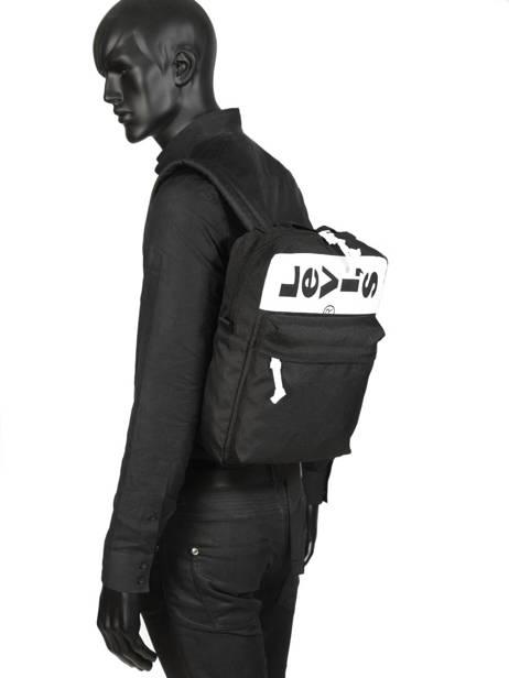 Sac à Dos Levi's Compact A4 Levi's Noir l pack 229935 vue secondaire 2