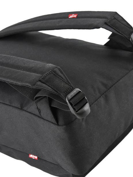 Sac à Dos Levi's Compact A4 Levi's Noir l pack 229935 vue secondaire 1