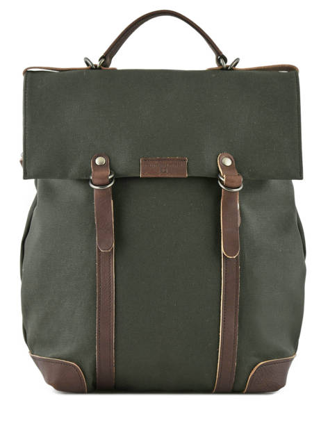Backpack Equipier Foures Green equipier F439