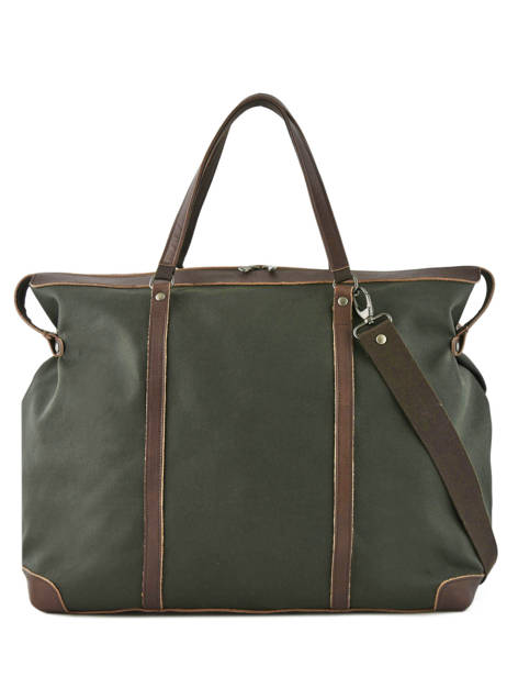 Duffle Bag Equipier Les ateliers foures Green equipier F899
