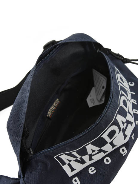 Happy Bum Bag Napapijri Blue geographic NOYIOJ other view 5
