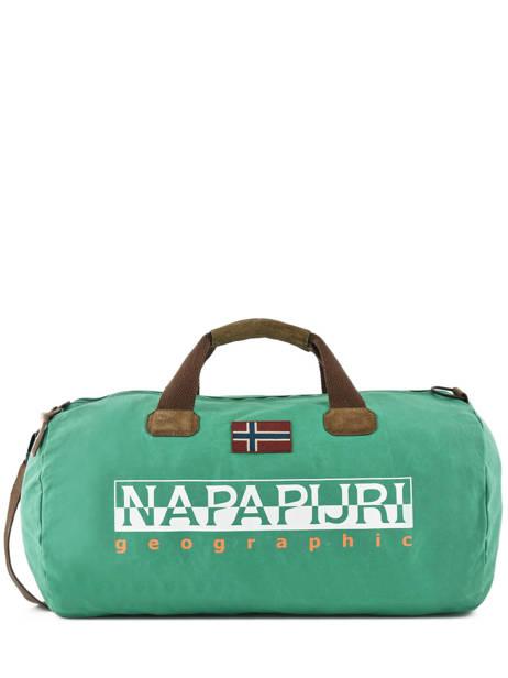 Cabin Dufflebag Bering Napapijri Green bering NOYGOR