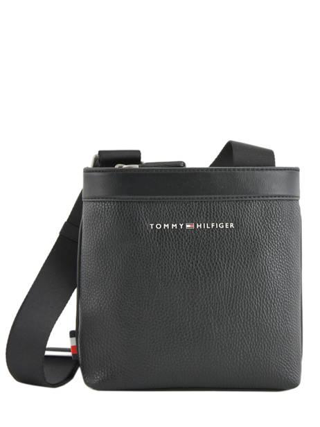 Crossbody Bag Tommy hilfiger Black downtown AM04451