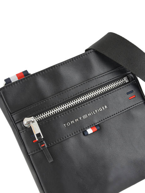 Crossbody Bag Tommy hilfiger Black elevated AM04640 other view 1