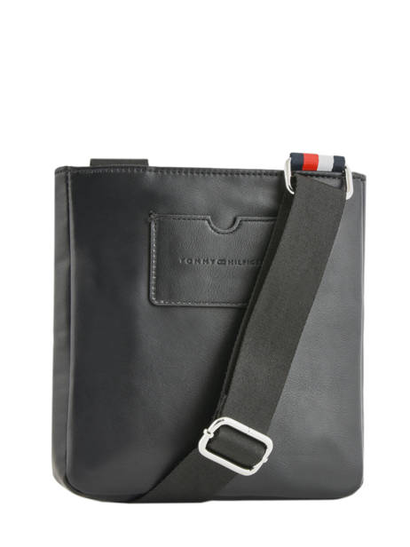 Crossbody Bag Tommy hilfiger Black elevated AM04640 other view 3