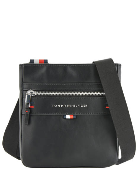 Crossbody Bag Tommy hilfiger Black elevated AM04640
