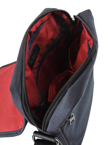Crossbody Bag Serge blanco Blue trentino TRE13004 other view 4