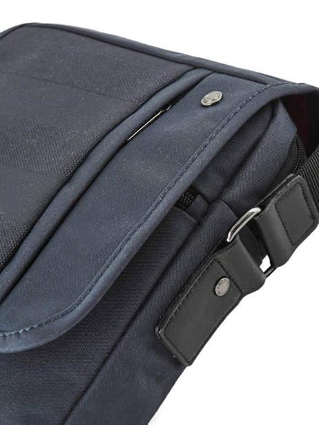 Crossbody Bag Serge blanco Blue trentino TRE13004 other view 1