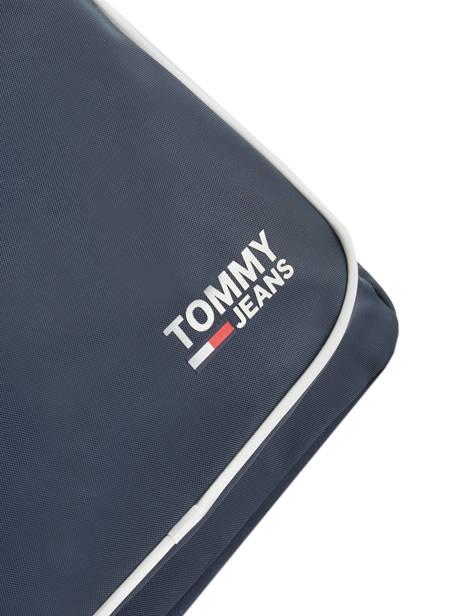 Sac à Dos Tommy Jeans Tommy hilfiger Bleu tjm modern AM04411 vue secondaire 2