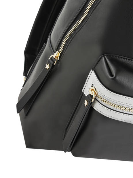 Sac à Dos Iconic Tommy Tommy hilfiger Noir iconic tommy AW06404 vue secondaire 1