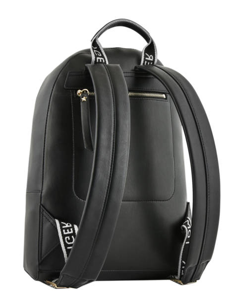 Sac à Dos Iconic Tommy Tommy hilfiger Noir iconic tommy AW06404 vue secondaire 4