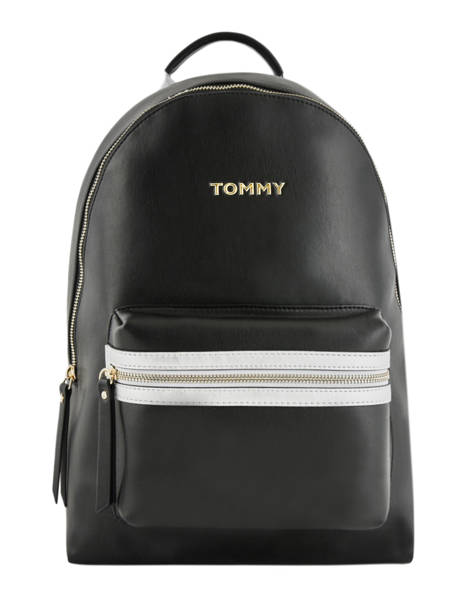 Sac à Dos Iconic Tommy Tommy hilfiger Noir iconic tommy AW06404