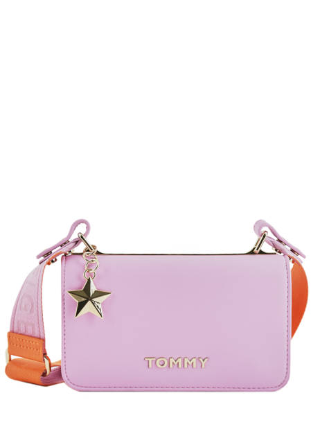 Mini-sac Statement Tommy hilfiger Rose statement AW06438
