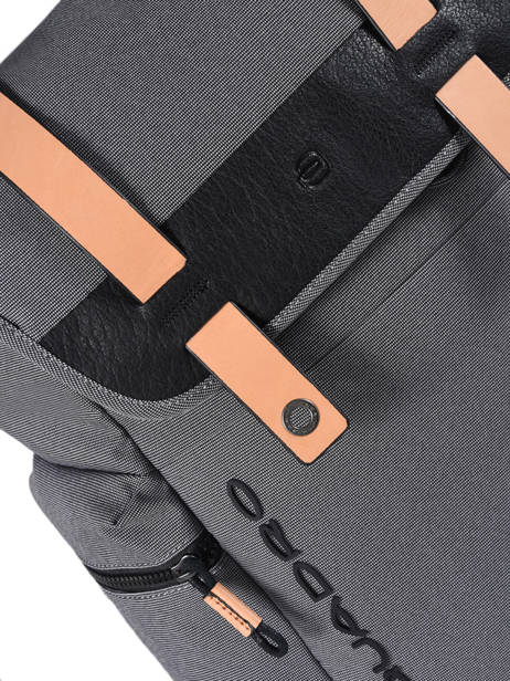 Messenger Bag Piquadro Gray blade CA4535BL other view 1