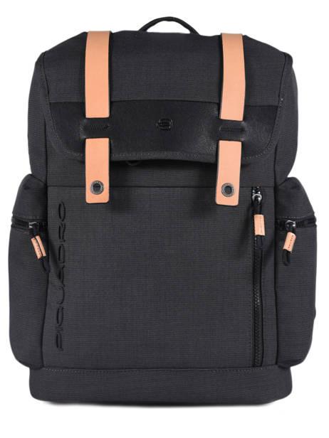 Messenger Bag Piquadro Black blade CA4535BL