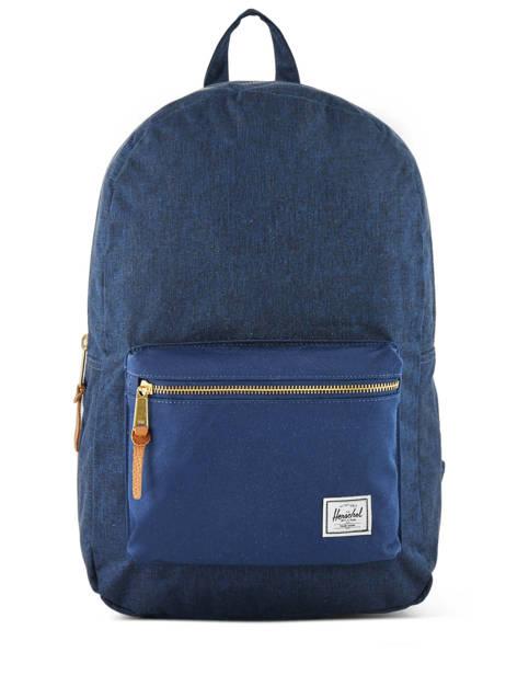 Backpack 1 Compartment + 13'' Pc Herschel Blue classics 10005