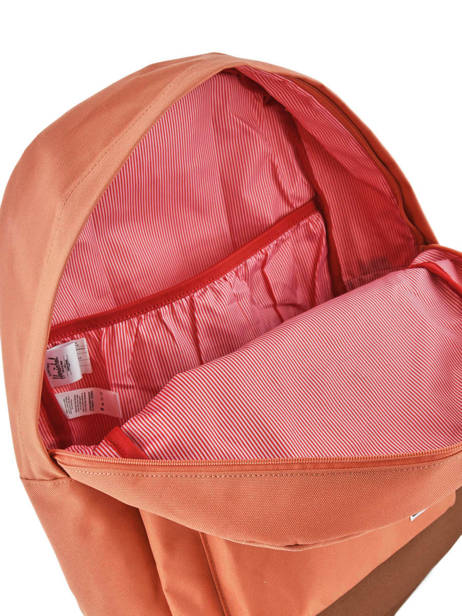 Backpack 1 Compartment + 15'' Pc Herschel Orange classics 10007 other view 4