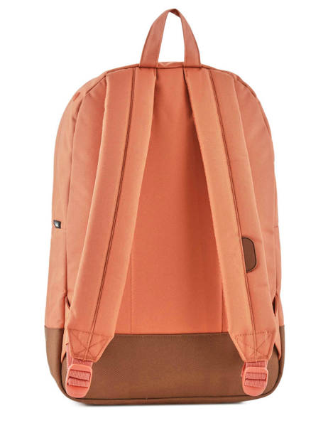 Backpack 1 Compartment + 15'' Pc Herschel Orange classics 10007 other view 3