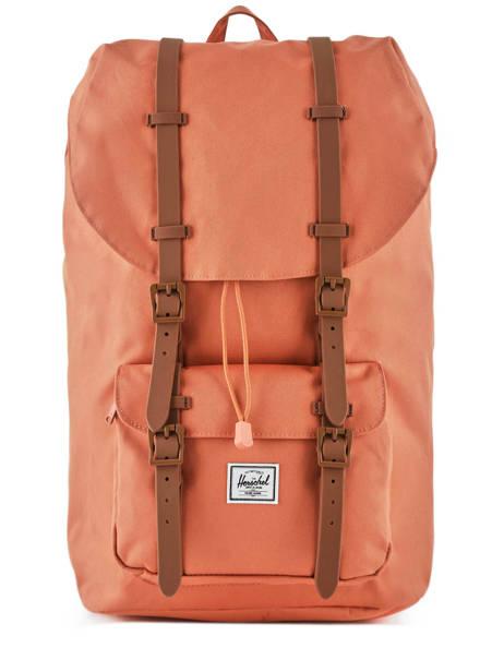 Backpack 1 Compartment + 13'' Pc Herschel Orange classics 10020