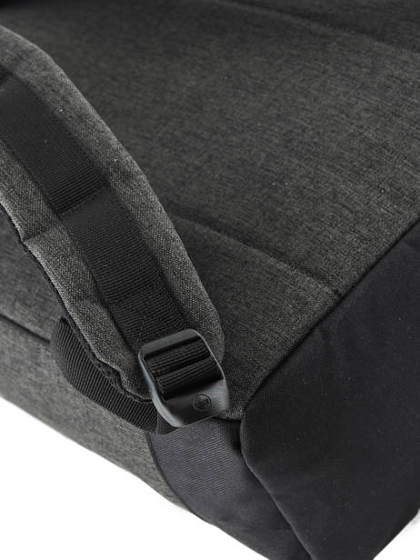 Backpack 1 Compartment Herschel Black offset 10066-O other view 1