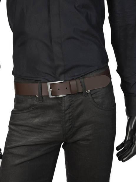 Belt Levi's Brown accessoires 225568 other view 2