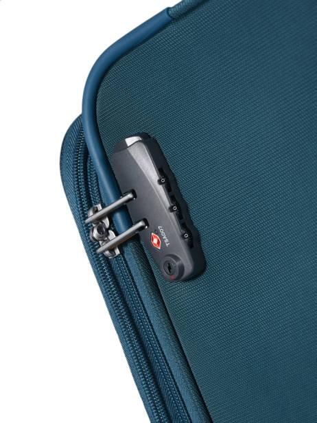 Cabin Luggage Samsonite Black popsoda CT4003 other view 2
