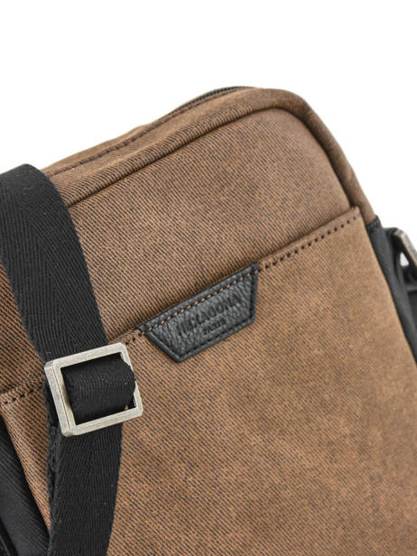 Crossbody Bag Journey Hexagona Brown journey 936118 other view 1