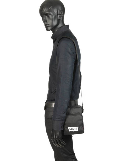 Crossbody Bag Levi's Black l crossbody 230149 other view 2