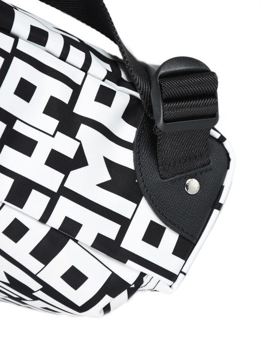 Longchamp Le pliage lgp Sac à dos Noir