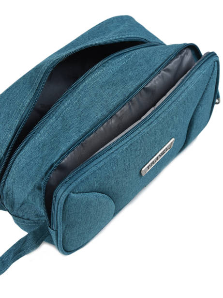 Toiletry Kit Travel Blue snow 12208TT2 other view 2