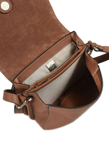 Shoulder Bag Tradition Leather Etrier Brown tradition EHER22 other view 3
