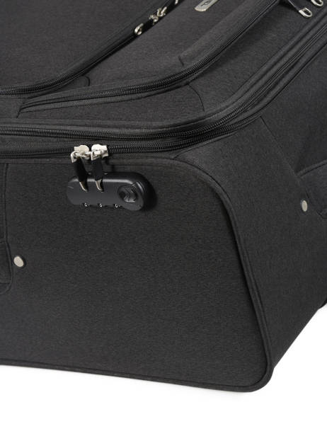 Valise Souple Snow Travel Gris snow 12208-M vue secondaire 2
