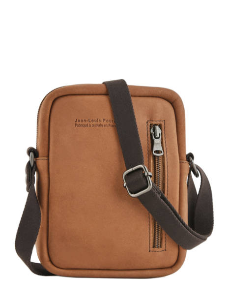 Crossbody Bag Les ateliers foures Brown 9007 other view 3