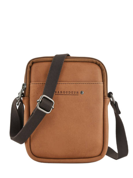 Crossbody Bag Les ateliers foures Brown 9007