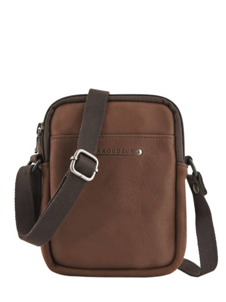 Crossbody Bag Les ateliers foures Brown 9007