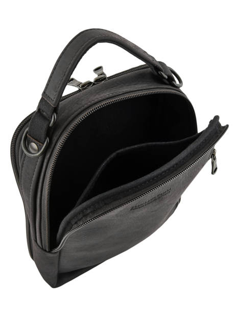 Messenger Bag Foures Black 9329 other view 4
