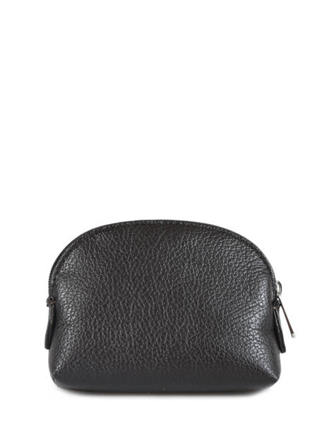 Purse Leather Hexagona Brown confort 460597 other view 2
