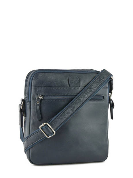 Crossbody Bag Etrier Blue foulonne EFOU08 other view 3